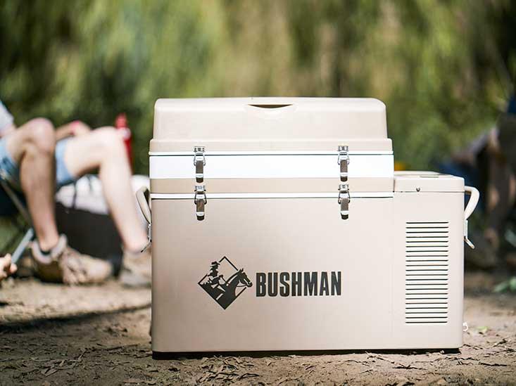 Bushman Fridges Original SC35-52 camping