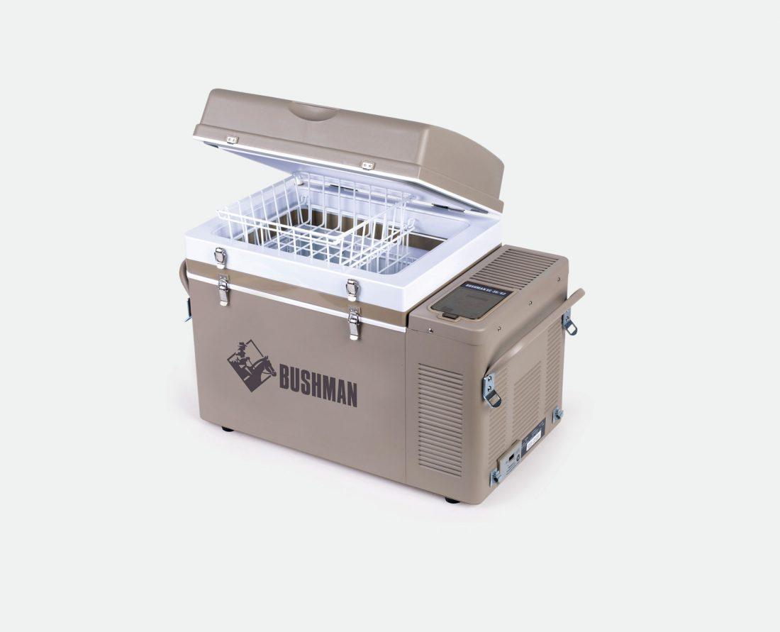 Original Bushman fridge in 52L
